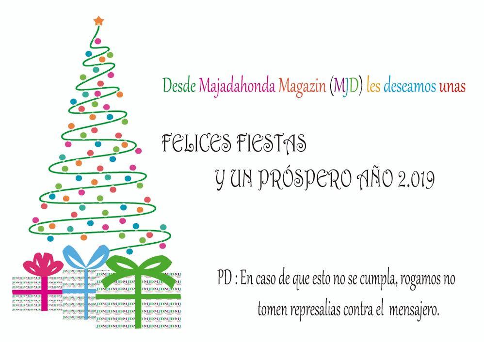 Imagenes Felicitacion Navidad 2019.Mjd Magazin Desea Feliz Navidad Y 2019 Sin Represalias Al