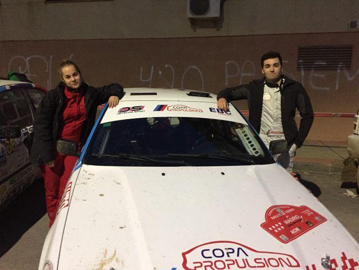 """Las mejores fotos y vídeos de los pilotos de Majadahonda en el Campeonato de España de """"Rallye"""" (Villanueva del Pardillo)"""