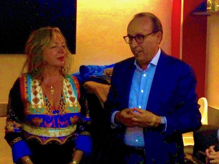 Santodomingo cede el testigo de los Empresarios de Majadahonda (CECM) a Blanca López