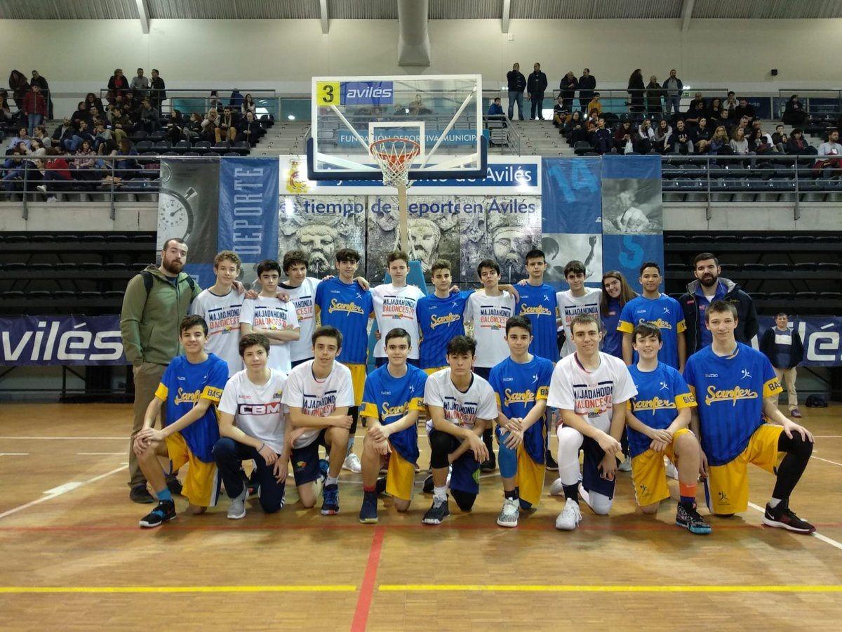 Deporte Majadahonda: Waterpolo (bronce en Sevilla), Baloncesto (campeón en Avilés y Diego González), Gimnasia (Ainara Sautua) y Hockey Hielo (Stage de Tiro)