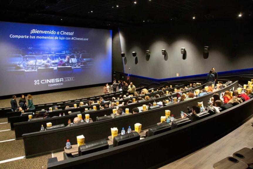 Región de Murcia y Cartagena eligen las macropantallas de Cinesa Majadahonda para promocionar su turismo