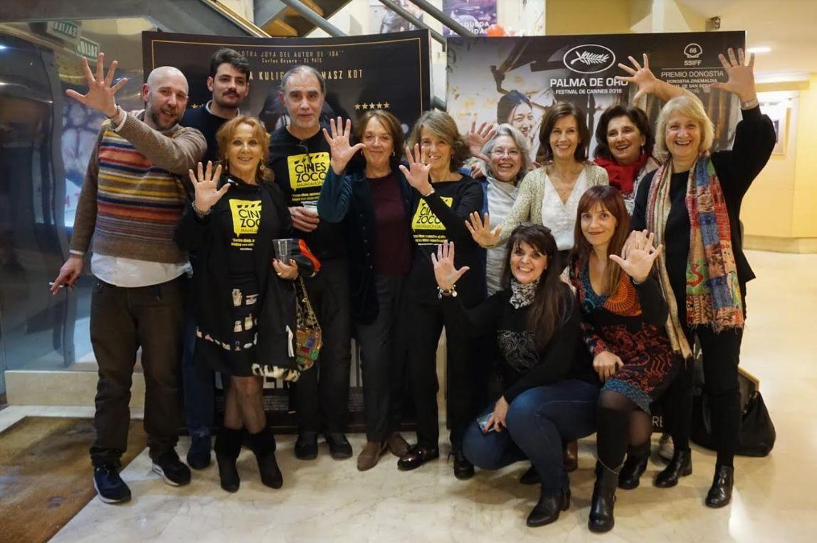 """Más de 200 personas en el 5º Aniversario de Cines Zoco Majadahonda: """"huérfanos"""" de ayuda municipal y sin políticos"""
