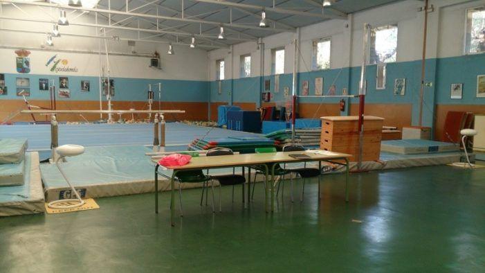 """El Club de Gimnasia Majadahonda denuncia entrenamientos sin calefacción y espera soluciones """"pronto"""""""