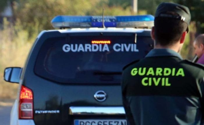 """Guardia Civil confirma 2 robos en Roza Martín (Majadahonda) y pide denunciar el 3º por ser """"en grado de tentativa"""""""