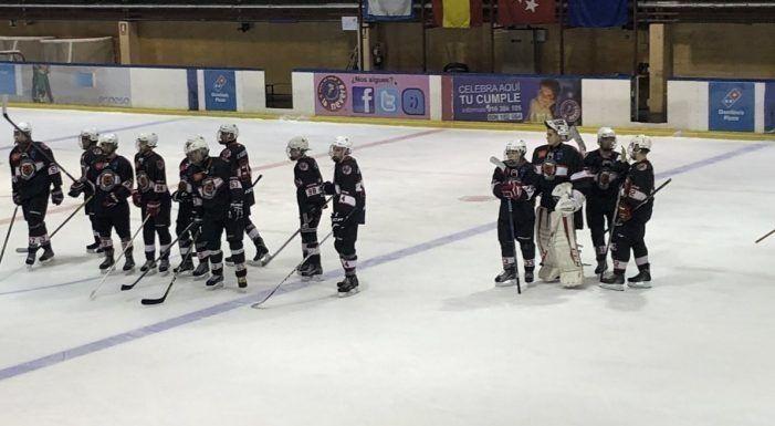 Hockey Hielo: SAD Majadahonda cierra el año 2018 midiéndose a Sumendi (Vitoria), Puigcerdá (Gerona) y Valdemoro