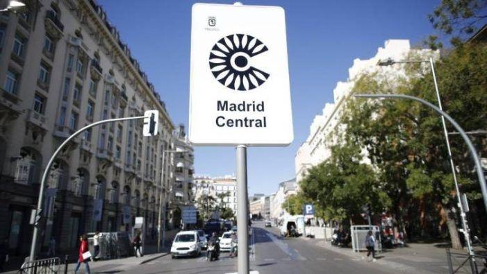 """430.000 habitantes de la Zona Oeste multiplican por 9 sus dudas sobre el tráfico de """"Madrid Central"""""""