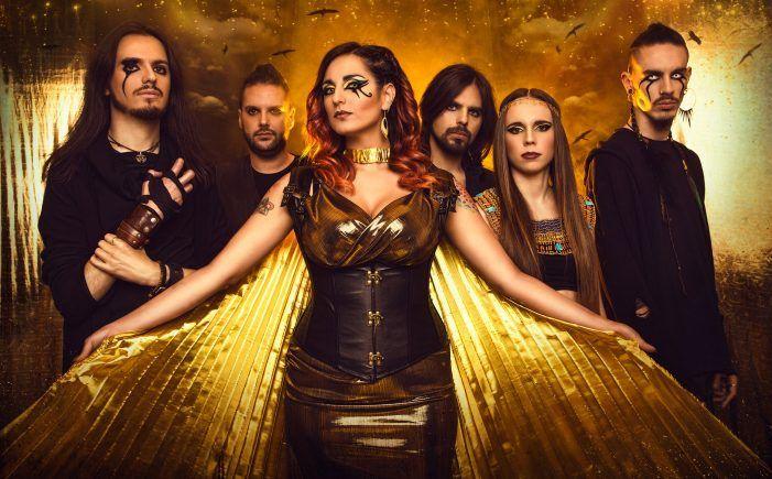"""Primer disco de la compositora de Majadahonda Marta Sacri con """"Sechem"""": único grupo en España de """"Oriente Metal"""" procedente de Egipto"""
