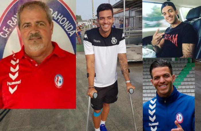"""Iriondo prepara un """"reajuste"""" en la plantilla 2019: dice que echó a Vicente del Rayo Majadahonda por """"manzana podrida"""""""
