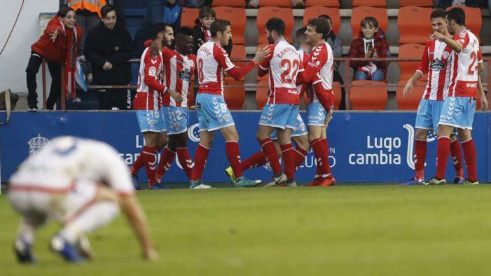 """Rayo Majadahonda regresa de Lugo sin puntos y """"desmoralizado"""""""