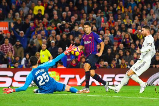 Barça y Granada campeones de invierno pero los blaugrana parecen no tener rivales