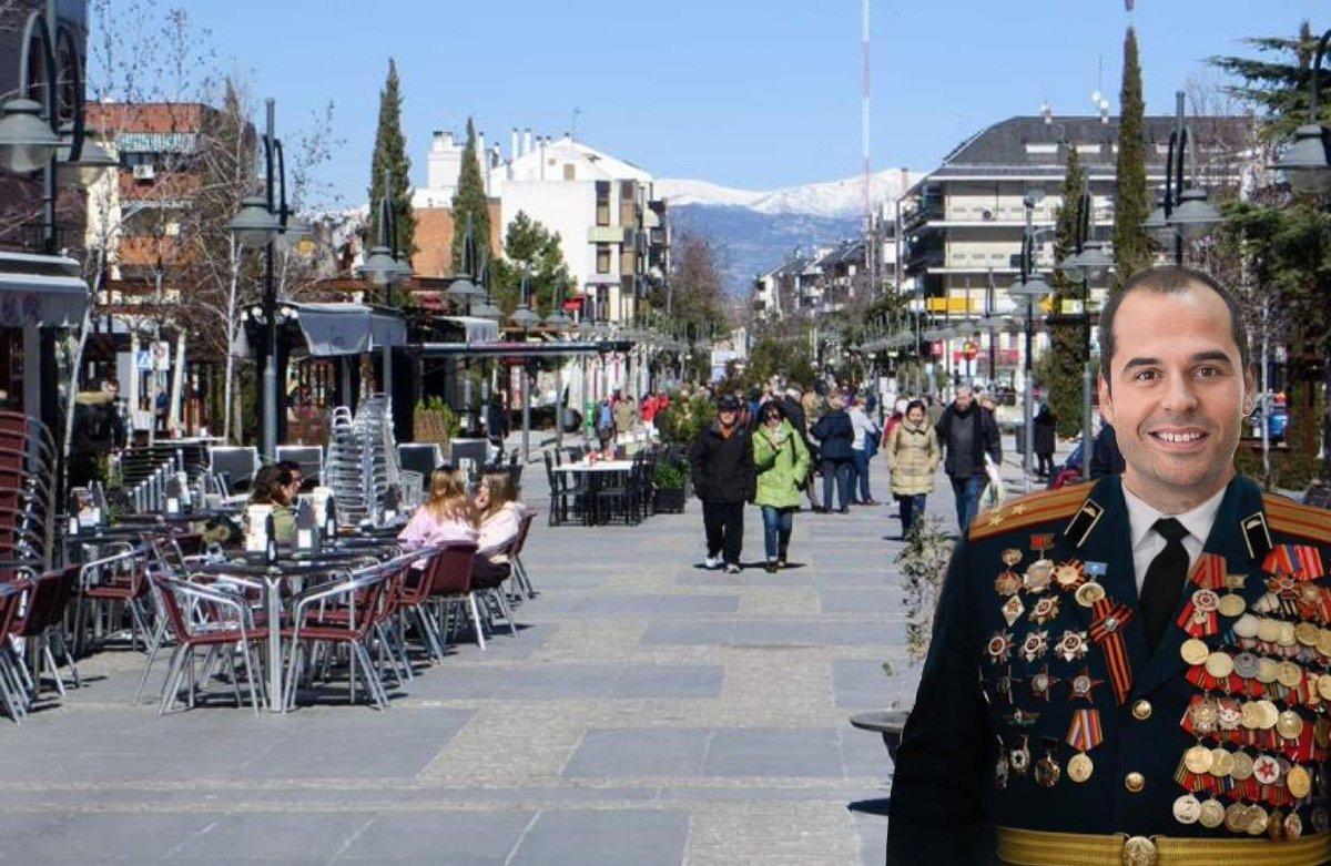 """Política Majadahonda: """"meme"""" de Aguado (PP), mesas en la calle (Cs), gasto social (PSOE), consumo local (Somos), servicios públicos (IU) y polémica VOX-AM"""