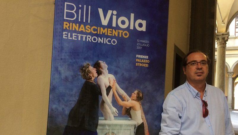 El biógrafo de Bill Viola imparte un taller multimedia gratuito en Majadahonda (Madrid) sobre la vida y obra del videoartista