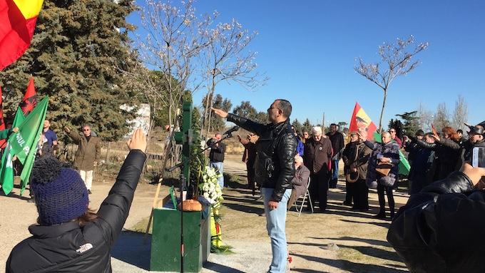 Nostálgicos de Franco anuncian demanda al Ayuntamiento de Majadahonda por no dejarles vallar su propiedad y silencian a VOX
