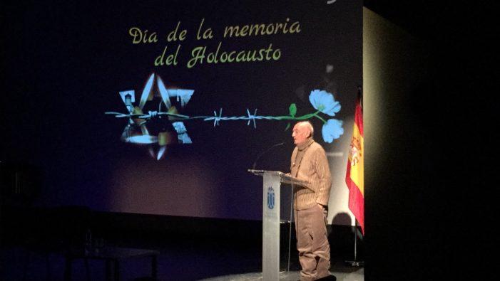 """Los judíos reviven en Majadahonda el atroz holocausto y piden """"desterrar el odio"""""""