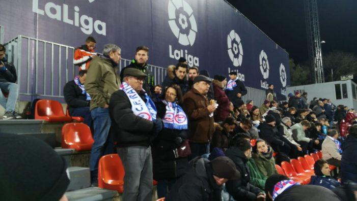 Rayo Majadahonda: ni goles, ni victorias ahora tampoco buen juego (Las Palmas)