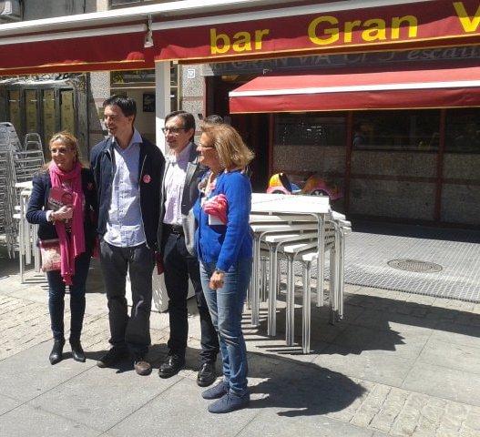"Dos ex concejalas de UPyD Majadahonda respaldan a Herzog: ""la ley de género de Andalucía es un despropósito"""