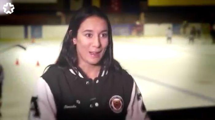 Protagonistas Deporte Majadahonda: Elena Álvarez (Hockey Hielo), Marta Estellés y María García (Rugby) y CNWM (Waterpolo)