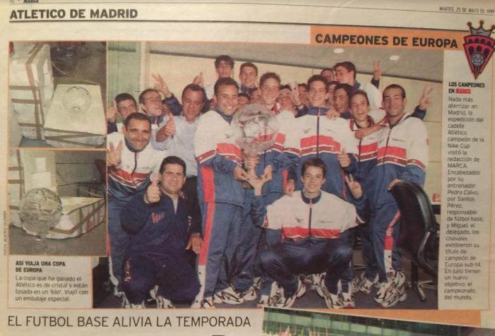 """El entrenador Pedro Calvo avala el fichaje de Manu del Moral (Majadahonda): """"es modelo Iriondo"""""""