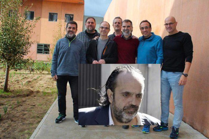 """Prisiones agrupa a los """"golpistas"""" catalanes con el ex alcalde de Majadahonda Willy"""