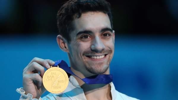 Protagonistas Deporte Majadahonda: Javier Fernández (Patinaje), Hockey Hielo, Rugby, Baloncesto, Waterpolo, Natación
