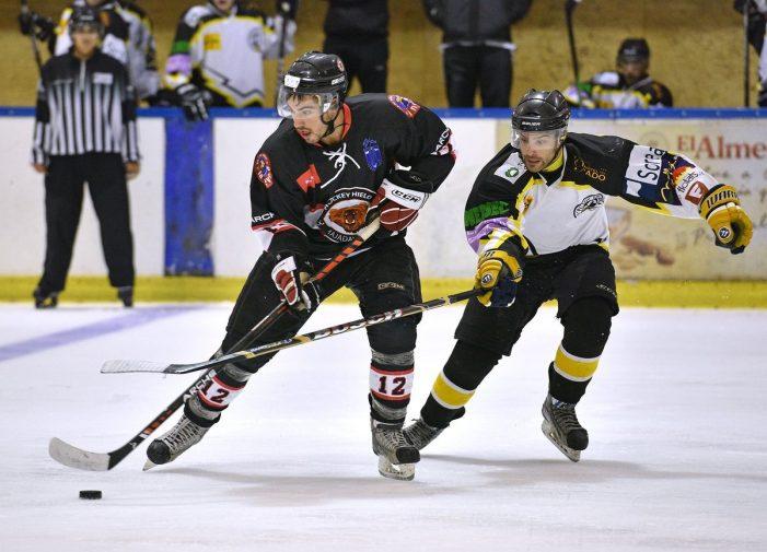 """Hockey Hielo: SAD Majadahonda golea a Puigcerdá (4-1) y aspira a entrar en las """"semis"""" de los Play Off"""