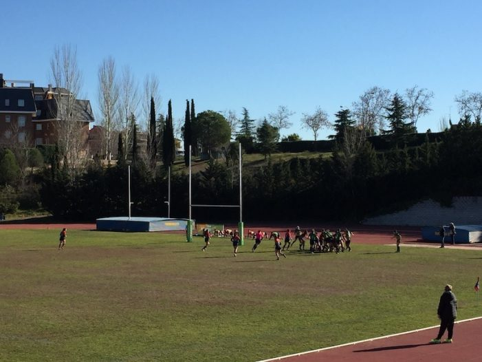 """PP y Cs acuerdan una """"salida"""" al Club de Rugby Majadahonda parando las obras hasta final de temporada"""