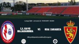 La afición del Rayo Majadahonda reclama fichajes y entradas más baratas frente al Zaragoza