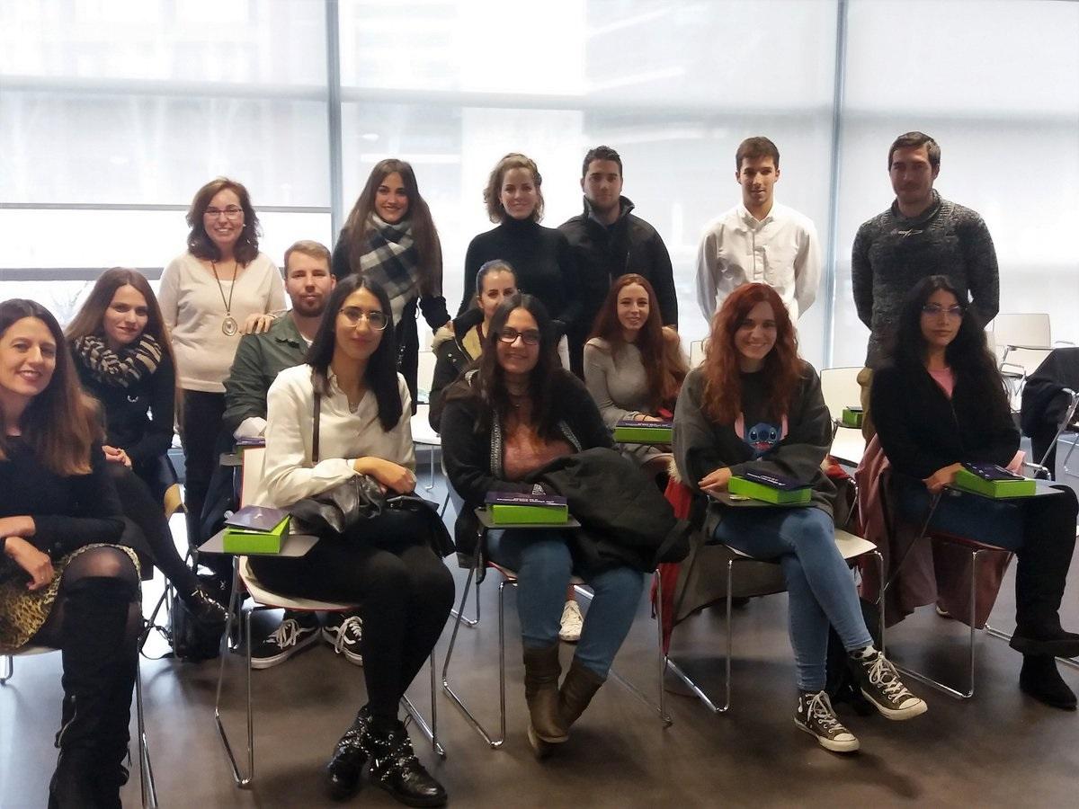 Educación y Formación Majadahonda: Global Classroms (IES Saramago), Agencias de Viajes Barceló (IES Zayas) y Canal de Isabel II, ejemplo internacional