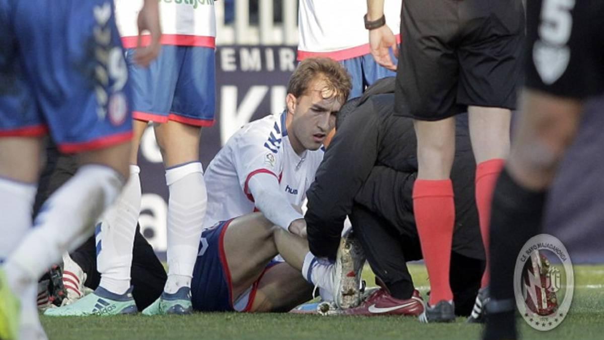 Fútbol Majadahonda: Miguel Torres y Adrián (Málaga), sustituto de Rafa López (Rayo), Schiappacasse (Parma), Jeisson (Murcia)