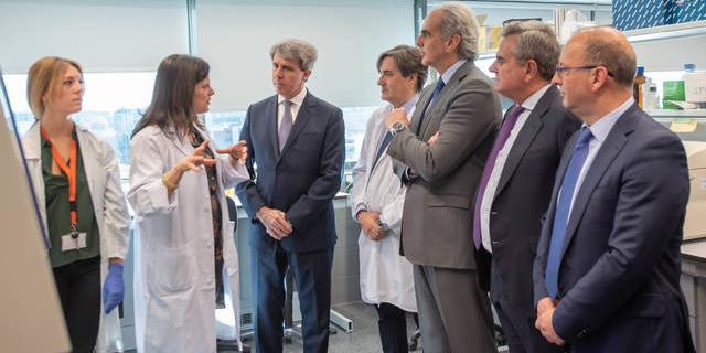 """El presidente madrileño Garrido (PP) desvela en Majadahonda """"daño patrimonial en el espionaje a políticos"""""""