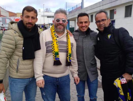 """Aitor García (Sporting): """"nuestro entrenador ya sabe lo que debemos hacer para ganar al Rayo Majadahonda"""""""