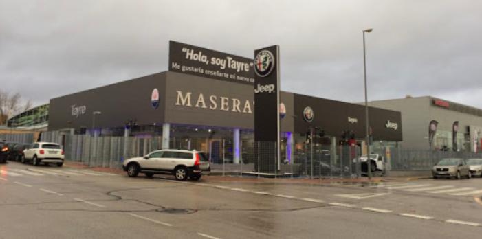 """Detenido un """"chorizo"""" de Móstoles que robó un Alfa Romeo en El Carralero (Majadahonda) y objetos eróticos en Európolis (Las Rozas)"""