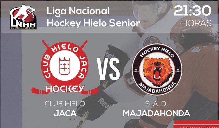 Hockey Hielo: Jaca y Txuri Urdin movilizan a sus aficiones para batir al SAD Majadahonda
