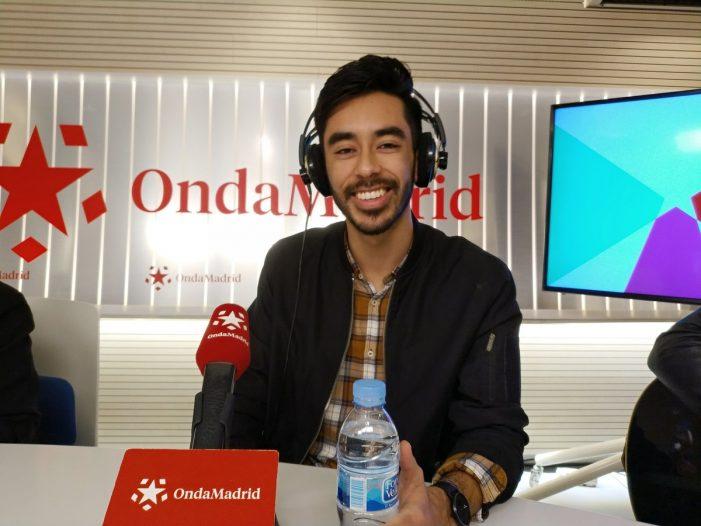 Protagonistas Majadahonda: cantante Alejandro Ramírez, médico Jesús Sanz, periodista cubano Orlando Pantoja