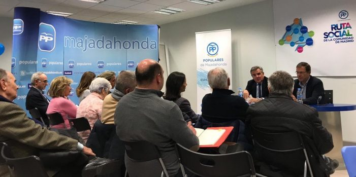 "Política Majadahonda: PP, Cs, PSOE, IU y VOX, ""caso Fitonovo"", Irene Lozano, Moldavia"