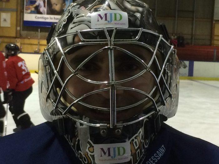 """Hockey Hielo: un equipo de """"exiliados"""" de Suecia en Granada pide jugar en la liga del SAD Majadahonda"""