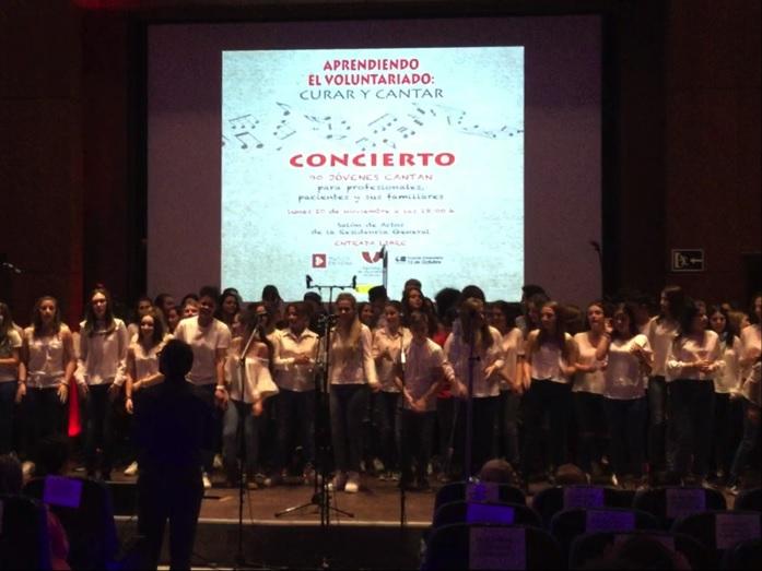 Majadahonda Social: Voluntariado (IES Carlos Bousoño), Pensión invalidez (Fremap) y Pobreza Energética (Cruz Roja)
