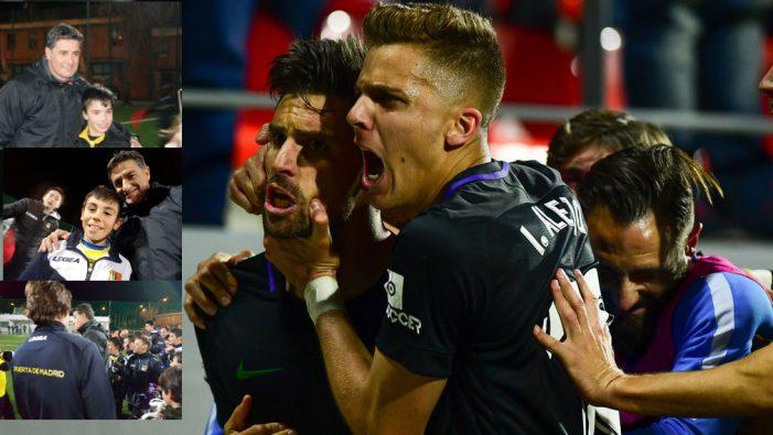 """Rayo Majadahonda """"amarrategui"""" ante el Málaga: lo paga con gol del """"ex"""" Adrián"""