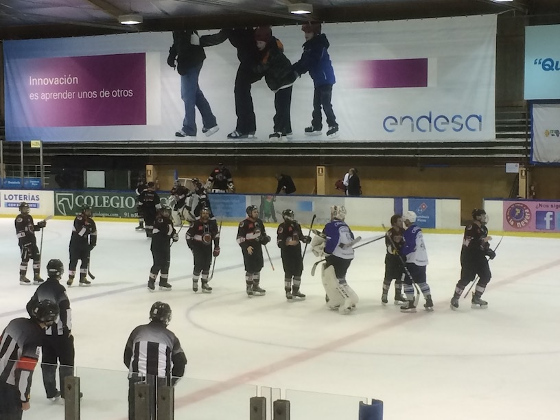 Hockey Hielo: SAD Majadahonda busca el pase a la final ante el Txuri Urdin y el Femenino proclamarse campeón de Liga