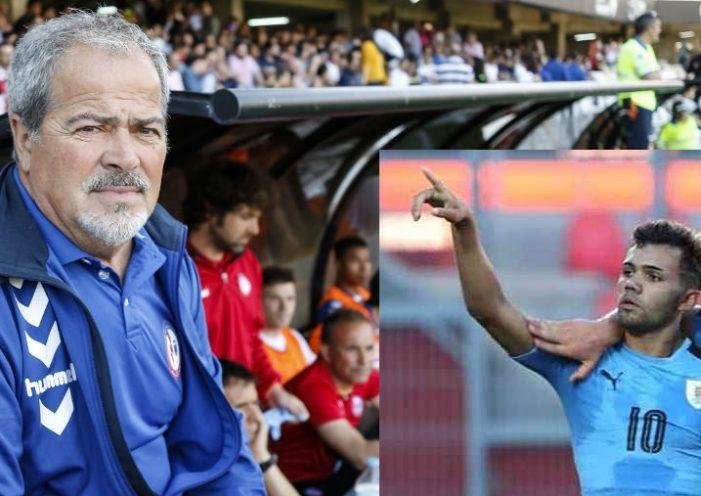 """Schiappacasse mejor jugador Sub-20: la prensa no se explica la """"mala temporada"""" con Iriondo en el Rayo Majadahonda"""