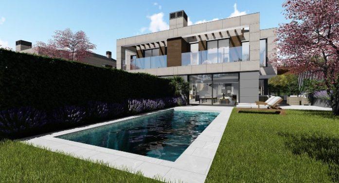 """IV Property presenta """"Finca La Favorita"""": 16 viviendas de lujo en Majadahonda"""
