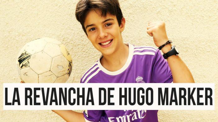 """""""El niño youtuber"""" Hugo Marker logra desde su buhardilla de Majadahonda medio millón de suscriptores"""