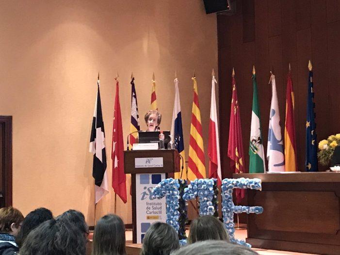 Protagonistas Solidarios: Margarita Salas visita Majadahonda, Cenas del Hambre (Santa María/Manos Unidas) y Escuelas en el Congo (María Auxiliadora)