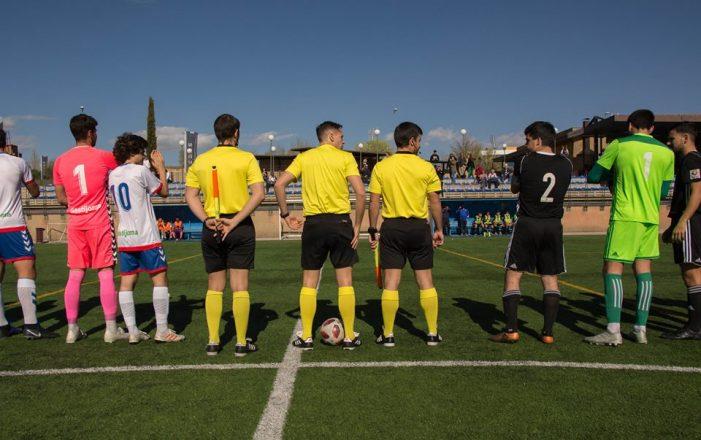 """Protagonistas Fútbol: Juveniles Rayo Majadahonda, """"derby"""" Afar 4-Puerta Madrid, K-2 y empate de oro de FSF en Móstoles"""