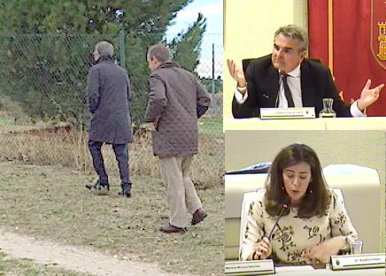"""El arquitecto del Ayuntamiento de Majadahonda Pedro Sánchez pide """"amparo"""" al alcalde por la noticia de la licencia a AEDAS"""