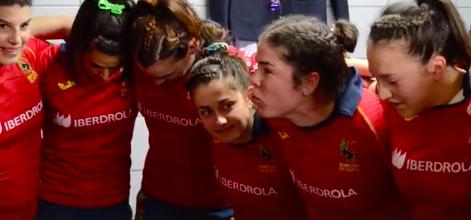 Rugby Femenino: amarga derrota de CR Majadahonda ante un INEF catalán que se lleva la Final a domicilio (24-26)