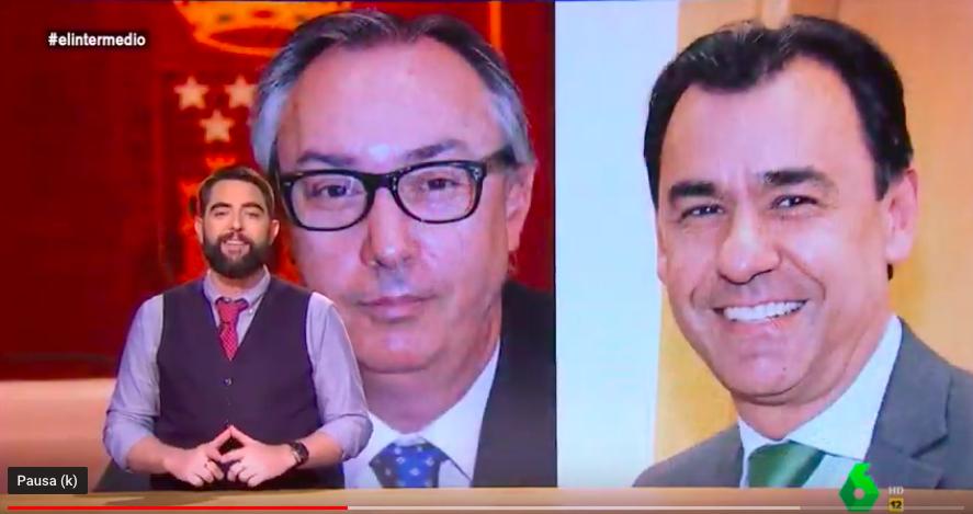 """Elecciones 2019: Zacarías (El Intermedio), preguntas a PP, VOX, VpMJ, IU, """"profes y profas"""""""