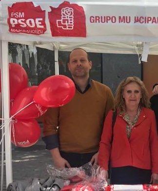 """PSOE Majadahonda desvela su lista a las municipales tras la """"renuncia de 2 personas"""": David Rodríguez sustituye a Elisa Piñana"""