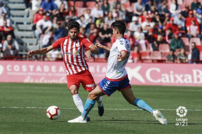 """Rayo Majadahonda cosecha 1 punto con 2 """"pepinazos"""" en Almería de Varela, Ruibal y Basilio"""