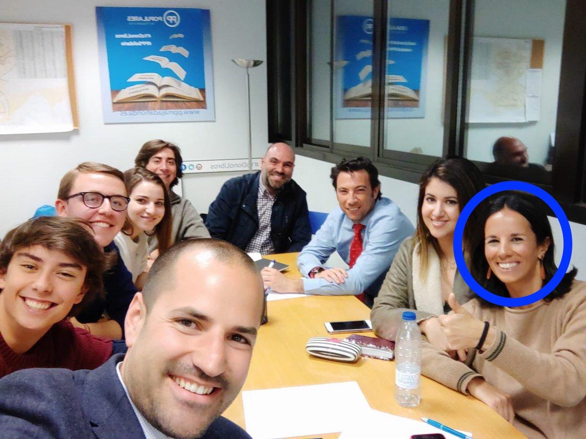 Ustarroz (PP Majadahonda) incluye en su equipo a la asesora de prensa de Foxá que aparece en el sumario de la Púnica